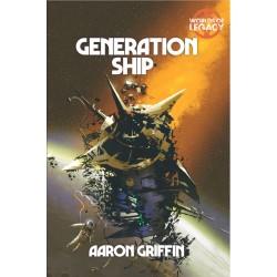 Legacy: Generation Ship (Worlds of Legacy 1) (EN)