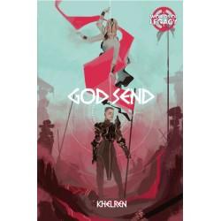 Legacy: Godsend (Worlds of Legacy 3) (EN)