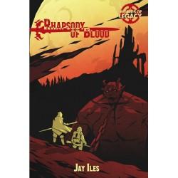 Legacy: Rhapsody of Blood (Worlds of Legacy 4) (EN)