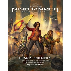 Mindjammer - Hearts & Minds Adventure (EN)