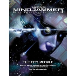 Mindjammer - The City People (EN)