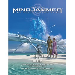 Mindjammer: BLUE - adventure in the ruins of an Alien World (EN)