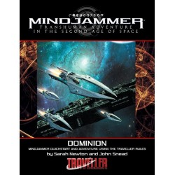 Mindjammer: Dominion Quickstart for Mindjammer Traveller (EN)
