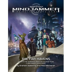 Mindjammer: The Far Havens (EN)