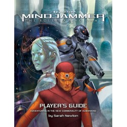 Mindjammer: The Mindjammer Player's Guide (EN)