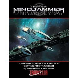 Mindjammer: Transhuman Adventure in the Second Age of Space (For Traveller) (EN)