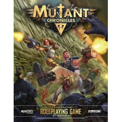 Mutant Chronicles 3rd Edition Roleplaying Game (EN)