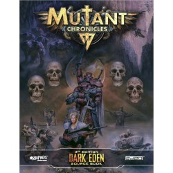 Mutant Chronicles Dark Eden Sourcebook (EN)