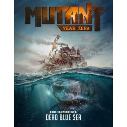 Mutant: Year Zero: Zone Compendium 2 - Dead Blue Sea (EN)