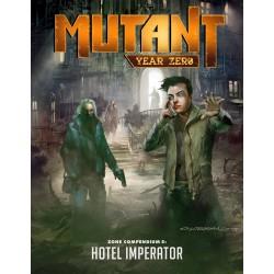 Mutant: Year Zero: Zone Compendium 5: Hotel Imperator (EN)