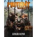 Mutant: Genlab Alpha - Core Rulebook (EN)