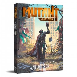 Mutant: Mechatron: Core Rulebook (EN)