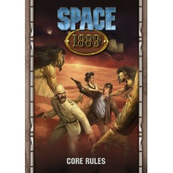Space 1889 Core Rulebook (EN)