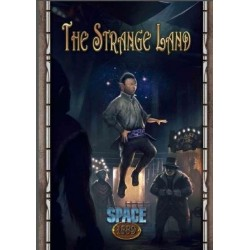 Space: 1889 The Strange Land (Savage Worlds Edition) (EN)