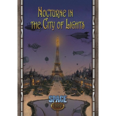 Space 1889: Nocturne in the City of Light (EN)