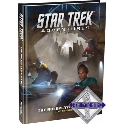 Star Trek Adventures: Core Rulebook (EN)