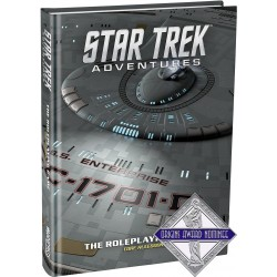 Star Trek Adventures: Collector's Edition - Core Rulebook (EN)