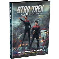 Star Trek Adventures: Command Division Supplementary Rulebook (EN)