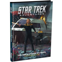 Star Trek Adventures: Operations Division Supplementary Rulebook (EN)