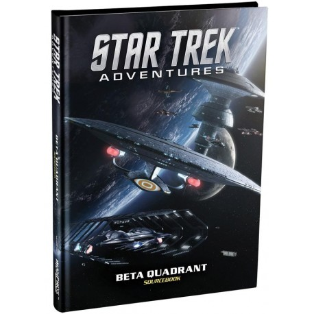 Star Trek Adventures: Beta Quadrant Sourcebook (EN)