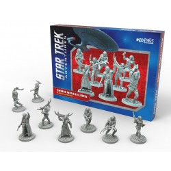 Star Trek Adventures Miniatures: Klingon Warband (EN)