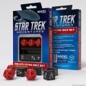 Star Trek Adventures: Command Division Dice Set