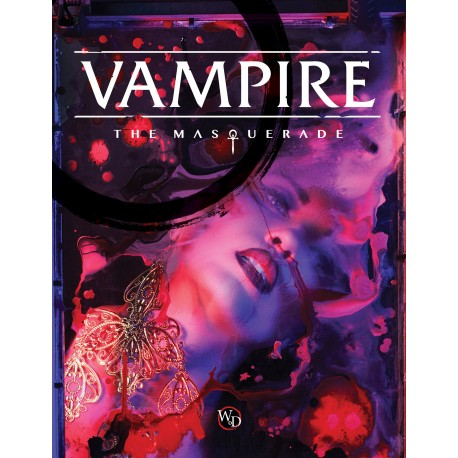 Vampire: The Masquerade 5th Edition Core Rulebook (EN)