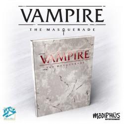 Vampire: The Masquerade: Deluxe Rulebook (EN)