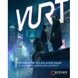 VURT: The Tabletop Roleplaying Game (EN)