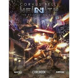 Infinity: Infinity RPG Core Book (EN)