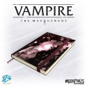 Vampire: The Masquerade Notebook (EN)