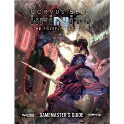 Infinity RPG Gamesmaster's Guide (EN)