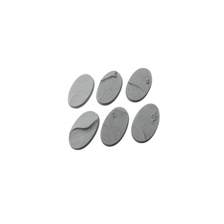 Desert Bases Oval 60 mm (4)
