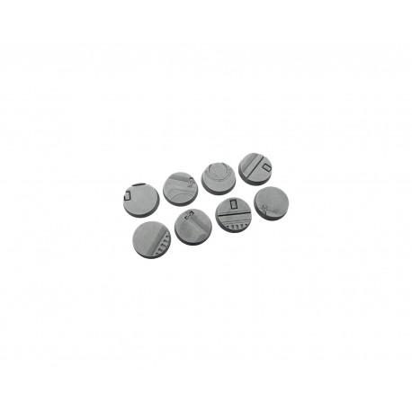 Terminus Bases Round 32 mm (4)