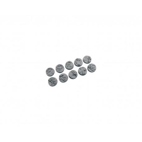 Agreda Bases Round 25mm (5)