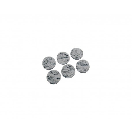 Agreda Bases Round 40mm (2)