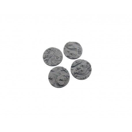 Agreda Bases Round 55mm (1)