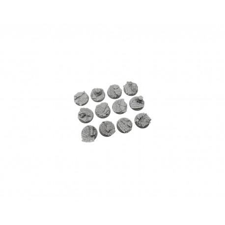 Halodyne Bases Round 25 mm (5)