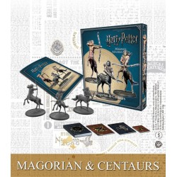 Harry Potter - MAGORIAN & CENTAURS