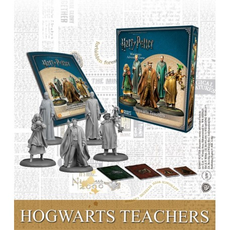 Harry Potter - HOGWARTS TEACHERS