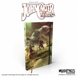 John Carter of Mars: Prince of Helium Notebook