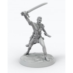 John Carter of Mars: Miniature - John Carter alt pose