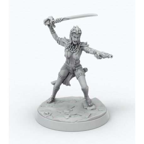 John Carter of Mars: Miniature - Dejah Thoris alt pose