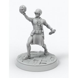 John Carter of Mars: Miniature - Ras Tharvas