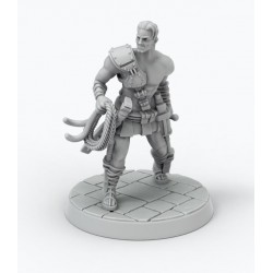 John Carter of Mars: Miniature - Gor Hajus