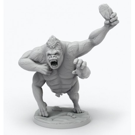 John Carter of Mars: Miniature - White Ape