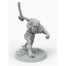 John Carter of Mars: Miniature - Synthetic Men