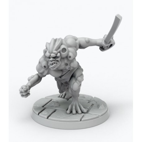 John Carter of Mars: Miniature - Synthetic Men 3