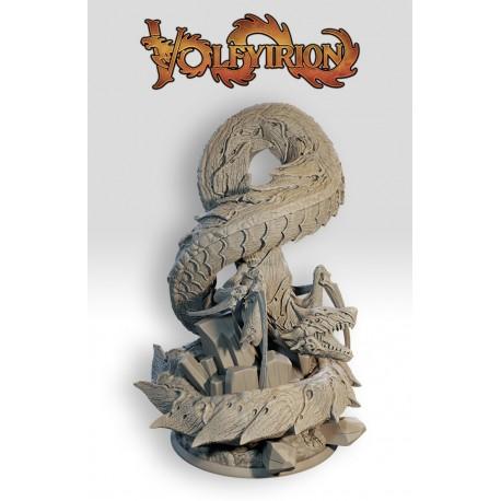 VOLFYIRION LE GRAND DRAGON (extension pour Volfyirion le jeu et Mysthea)