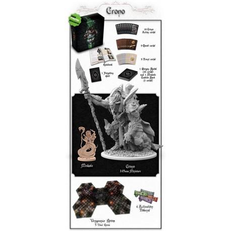 Black Rose Wars : Crono (soumis à un minimum de Core box)